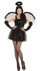 Black Angel Costume (8984)